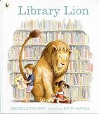 Library Lion的圖片