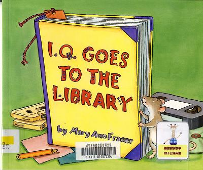 I.Q. Goes To The Library的圖片