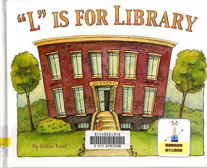 """L"" Is For Library的圖片"