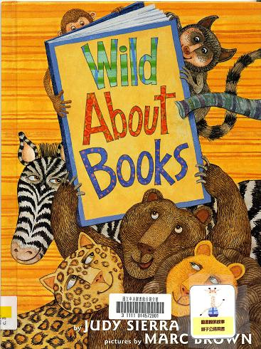 Wild About Books的圖片