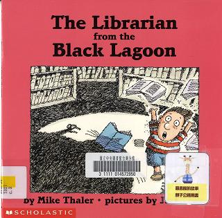 The librarian from the Black Lagoon的圖片