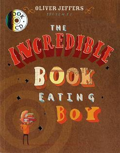 The Incredible Book Eating Boy的圖片