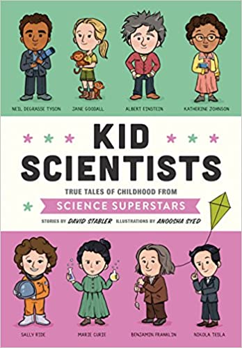 Kid Scientists True Tales of Childhood from Science Superstars的相關圖片